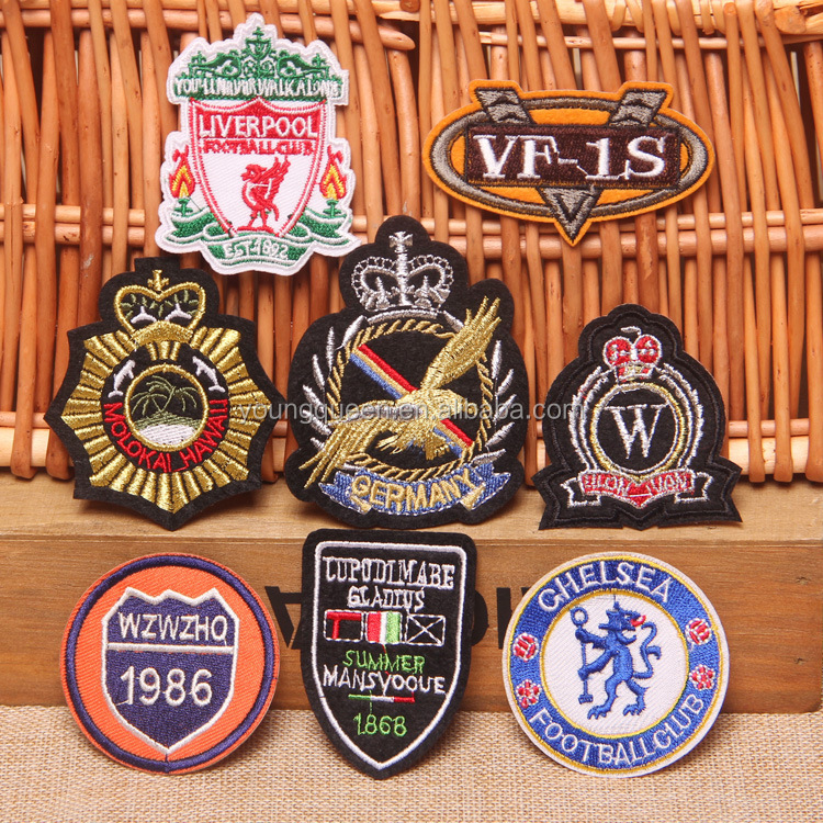 FL3 2016 selling cloth badge affixed clothes patch stickers decorative stickers can be sewn to ironing a variety of optional sh