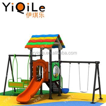 Genial On Sale Kids Garden Playground Slide And Swing Set