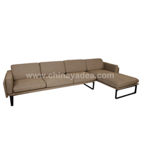 2017 indoor furniture design home/office/hotel sectional 202 OTTO corner sofa