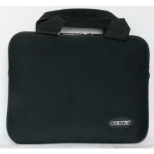 "11''12''13''17"" 17.3"" 17.4"" Neoprene laptop sleeve carry bag computer case Cover with hide handle"