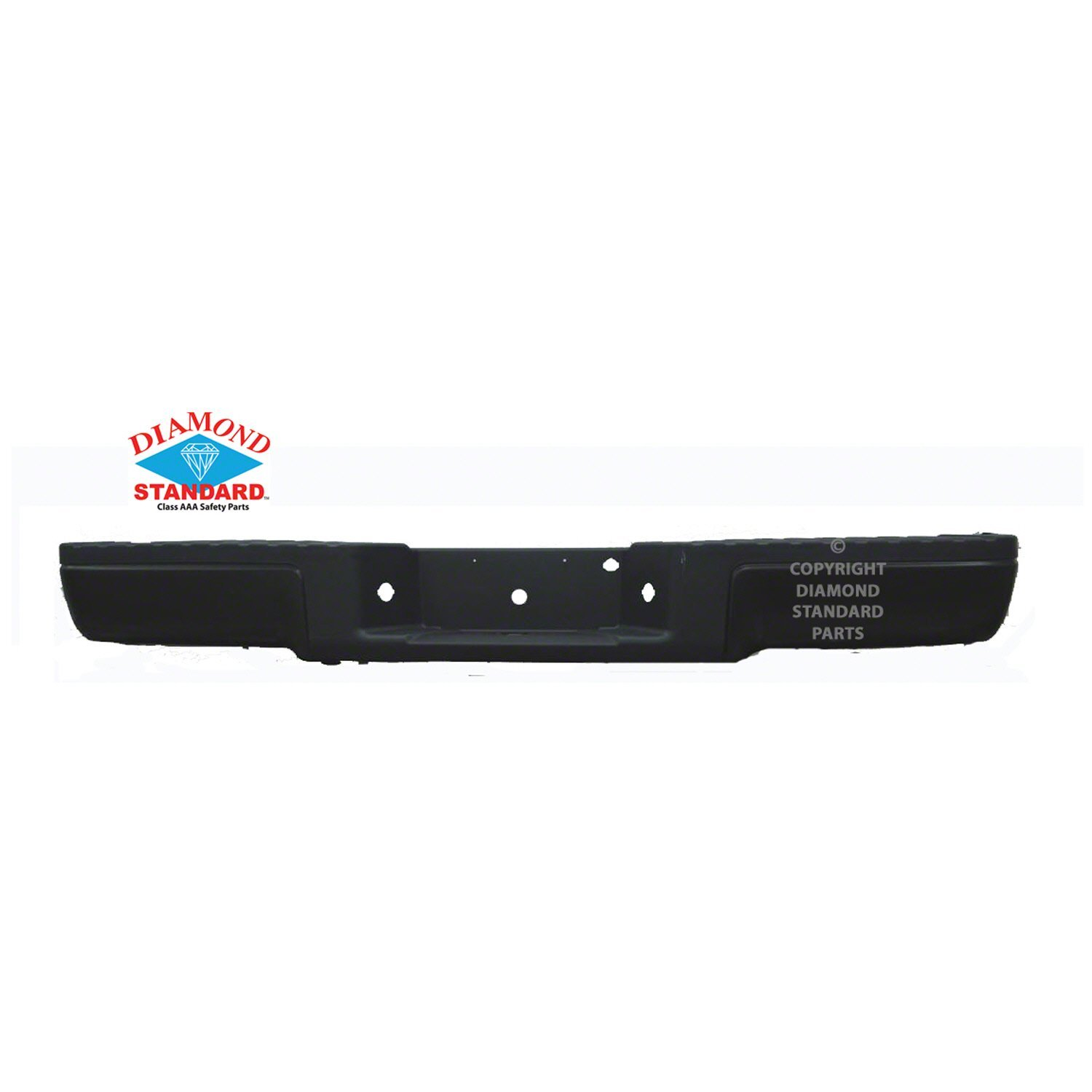 Get Quotations  C B Crash Parts Plus Capa Fo Rear Driver Bumper Face Bar For   Ford F