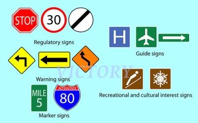 3m Super Intensity Grade Reflective Sticker Road Traffic Sign ...