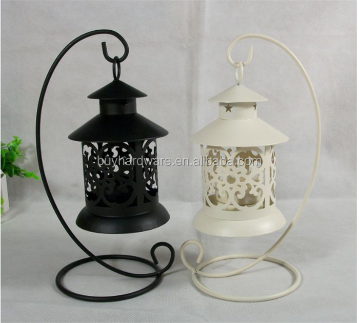 MOROCCO candle holder lantern table lamp for home decoration