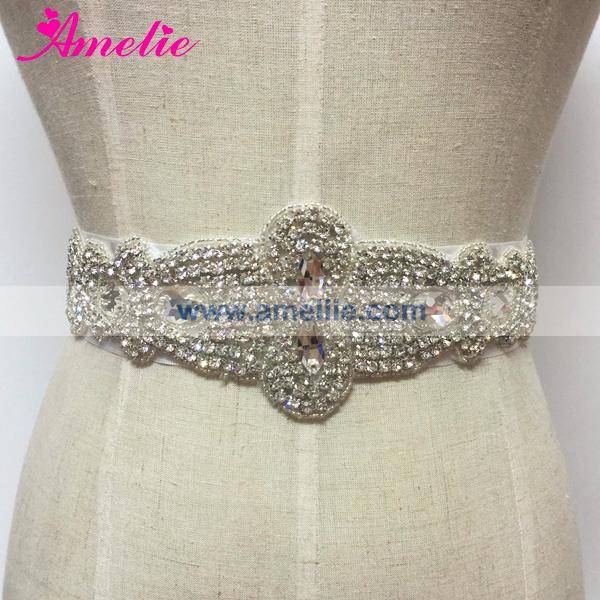 f36a53d3ab Wedding Garment Accessories Rhinestones Applique Sashes Belt For Prom  Dresses - Buy Sashes For Prom Dresses,Sashes For Prom Dresses,Wedding Sash  Belt ...