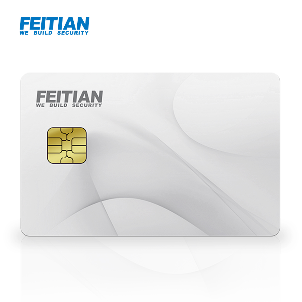 Feitian Smart Card Java Card con FT Java COS-A40CR