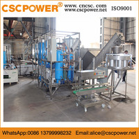 full automatic ice cube packing machine stainless steel ice cube packing machine