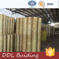 rock wool production line/rock wool pipe insulation