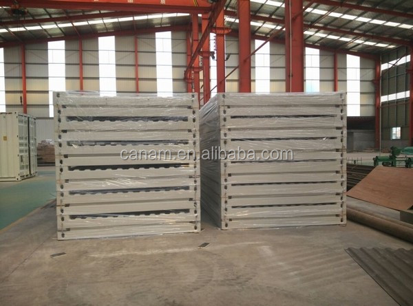 good quality folding container house with CE, ISO certificate