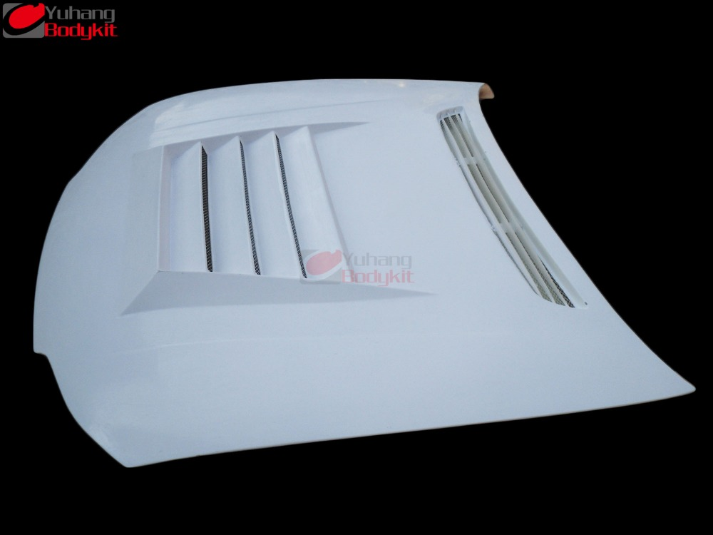 For S14 Zenki (Early Model) DMAX Glass Fiber Hood Bonnet