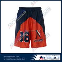 Argentina football shorts,custom made sublimated board shorts