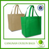 Durable reusable carrier bag/non woven carrier bag/carry bag