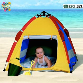 newest e55c5 2d70d Kids Pop Up Beach Tent Baby Automatic Picnic Shelter Children Sun Head  Shelter - Buy Picnic Shelter,Beach Tent,Sun Head Shelter Product on  Alibaba.com