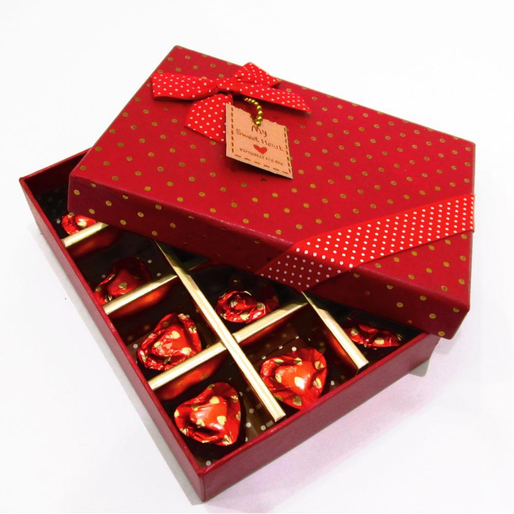 фото красивые коробки конфет