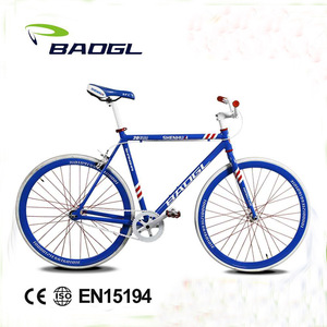 Baogl fixed gear bicycle with antidumping tax 19.2% generate electricity with bike