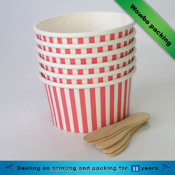 Ice cream bowl, ice cream cup tubs, ice cream paper containers