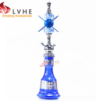 T102S Tolly Lvhe Latest Model China Popular Unity Flower Medusa Hookah