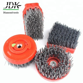Antique Abrasive Brush for Granite Polishing