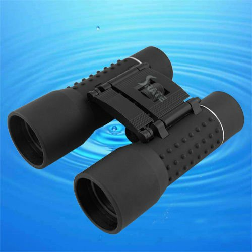 Large Objectives 10X40mm DCF Folding Compact Binoculars