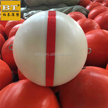 Floating ball floating buoy special-shaped plastic products
