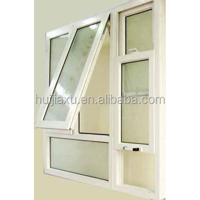 Aluminum Window design ,steel top hung window