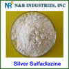 GMP certificate for top quality silver sulfadiazine /CAS: 22199-08-2