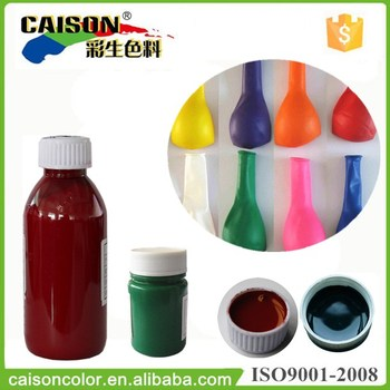 pigment paste for toys r us latex balloon coloring, View toys r us latex  balloon pigment paste, CAISON Product Details from Shanghai Caison Color ...