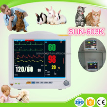Handheld Hospital Medical Equipment Vital Sign vet use blood pressure patient monitor