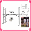 ladder frame scaffolding aluminium super scaffold