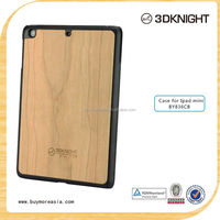 New fashion for ipad air 2 environmental wooden flip case