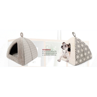 Speedypet Manufacturer Soft Cat Cave Bed Pet Cave