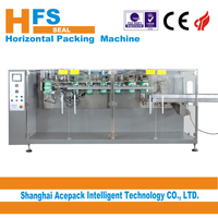 Powder Beans automatic dry food packaging machine