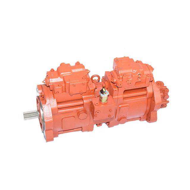 Kawasaki k3v112 hydraulic double piston pumps