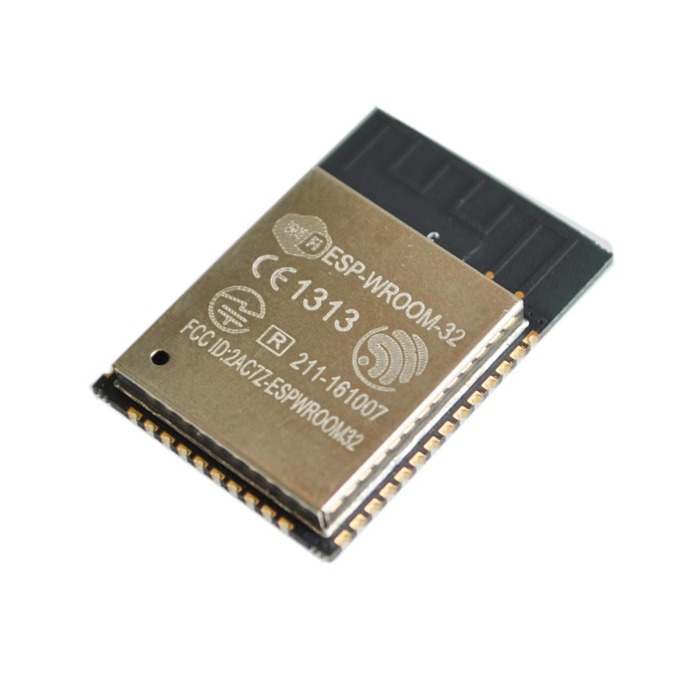 Esp32 Esp-wroom-32 Iot Wifi Wlan Ble Module Esp-32 Bluetooth And Wifi Dual  Core Cpu With Low Power Consumption - Buy Esp32,Esp32 Board,Esp-wroom-32