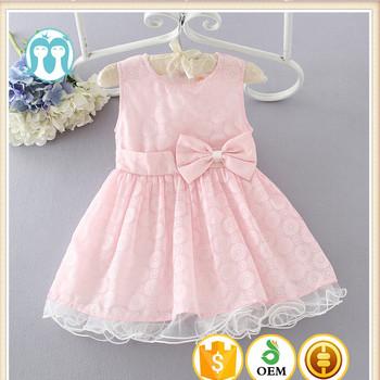 9330a68e1 China wholesale Pakistan Pure pink and blue princess tutu wave girls party dress  Big bow-