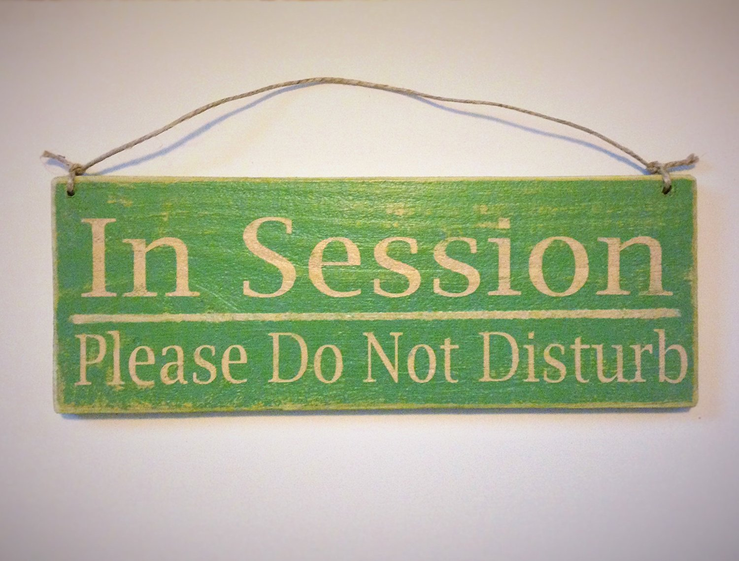 buy in session please do not disturb 12x4 choose color custom