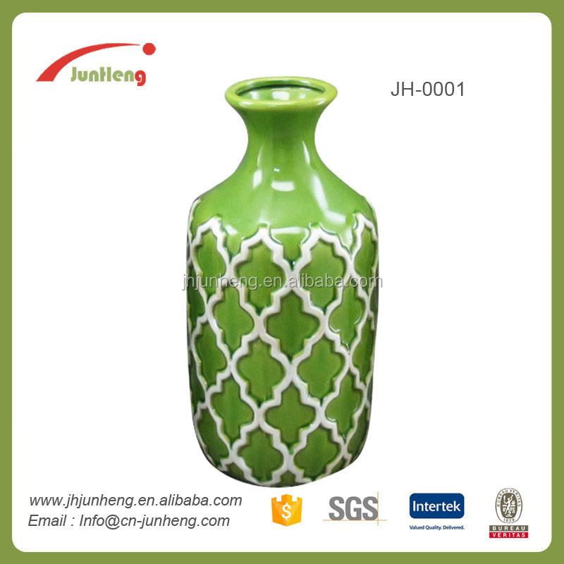Venta al por mayor jarrones decorativos de jardin compre for Jarrones decorativos para jardin