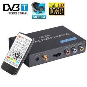Factory Stock Car TV Receiver with DVB-T,Satellite Signal,HD 1080P MPEG-4