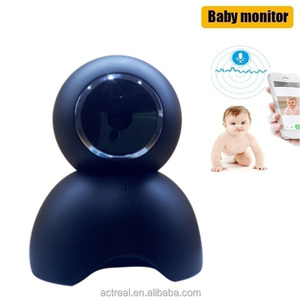 Wireless Indoor Surveillance Video Nanny Baby Care ip Camera With APP Remote Viewing on Smart Phone Tablet For iOS Android Phone