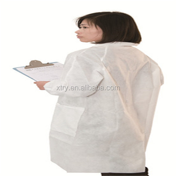 Medical Equipment Safety And Clean Doctors White Coat - Buy ...