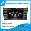 Car GPS Navigation for Mercedes Benz W211 2002-2008 with GPS A8 chipset RDS BT 3G/Wifi DSP Radio 20 dics momery(TID-C090)