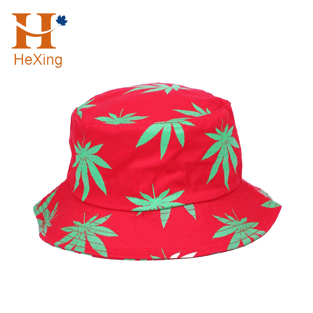 Chinese Manufacturer Custom Designer Full Printing Pattern Bucket Hat