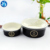 Disposable custom round paper salad bowl for take away