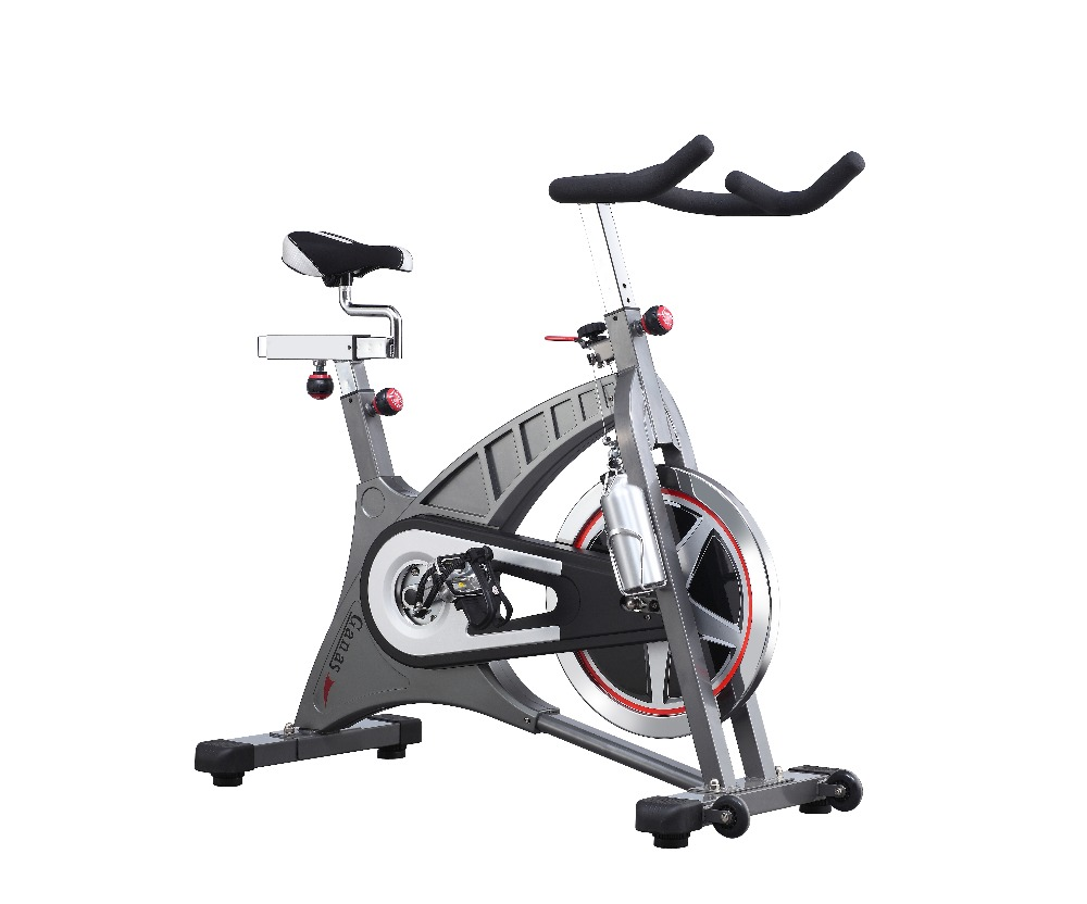 Gym Equipment Brands Ganas Indoor KY-2001 Spinning Bike Fitness Center Exercise Equipment
