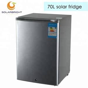 Mini 50L 70L refrigerator solar power dc compressor fridge 12V/24V dc 12v car portable fridge freezer refrigerator