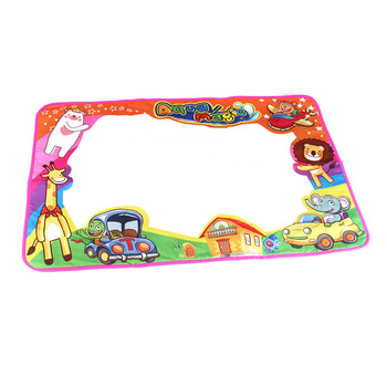 Best Sell Educational Toy Water Drawing Magic Write Doodle Mat for Baby