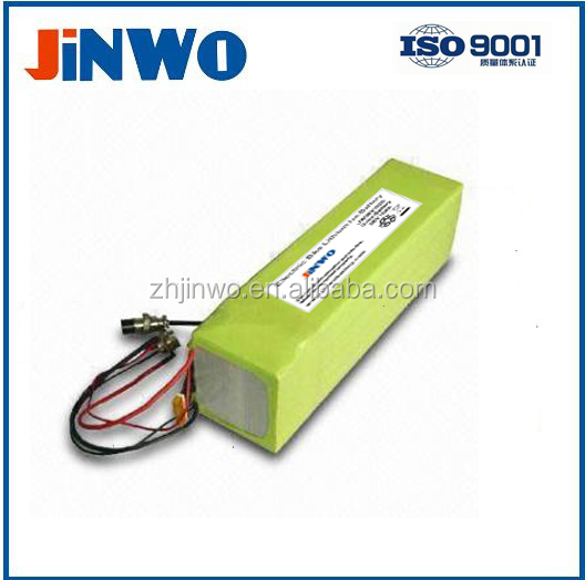 Ultra light 36V 10Ah Rechargeable Li-Ion Battery Pack For Electric Bicycle, E bike, Folding e-bike lithium battery