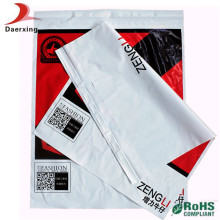 Custom Logo Printed Hard Plastic Shipping Envelopes Mailing Poly Bags for Clothing