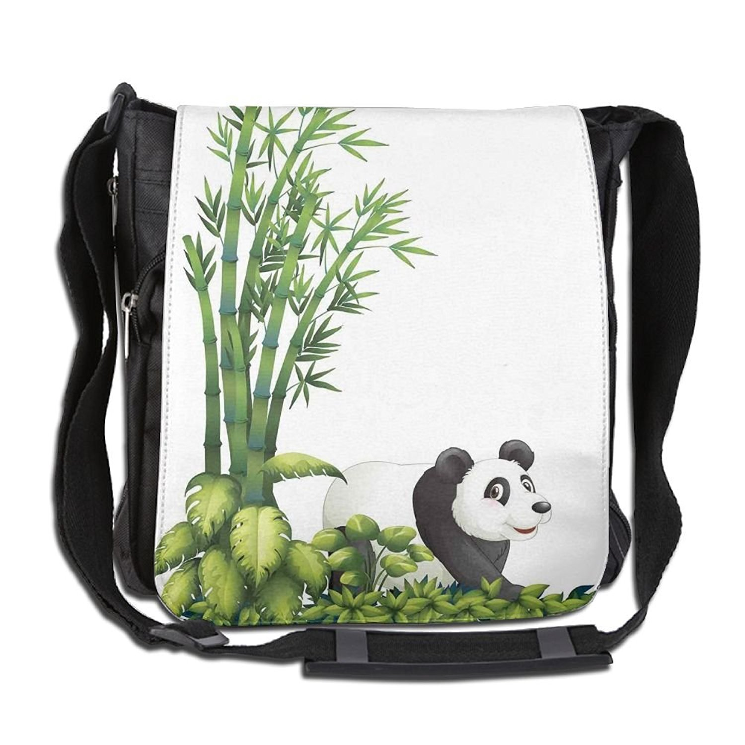 Panda Endangered Species by Sud Smart Pillow and Blanket Travel Buddy