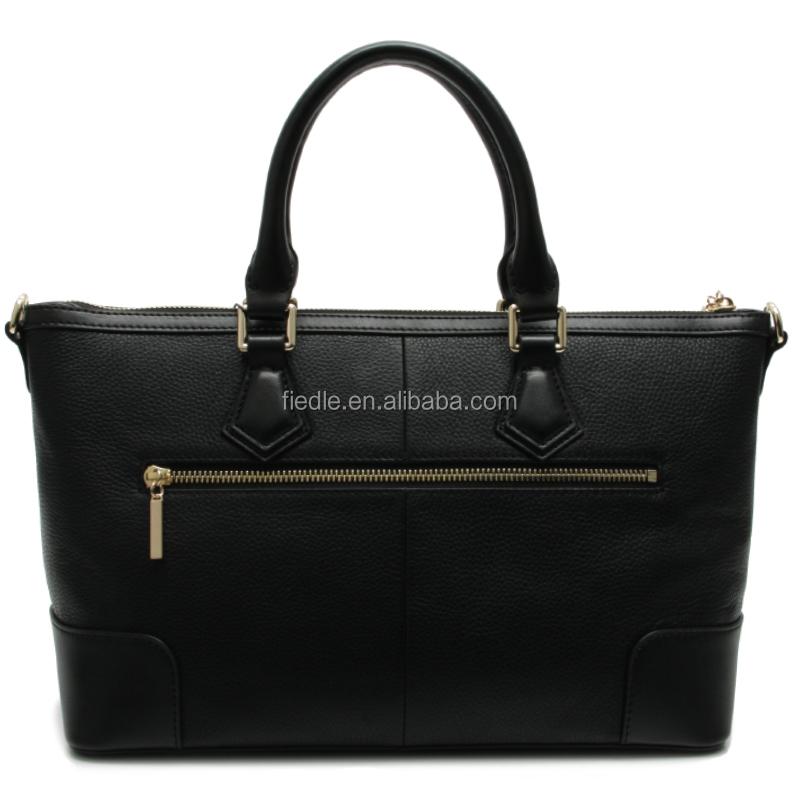 Designer Black Womens Overnight Bag Ladies Weekend Bag Large ...
