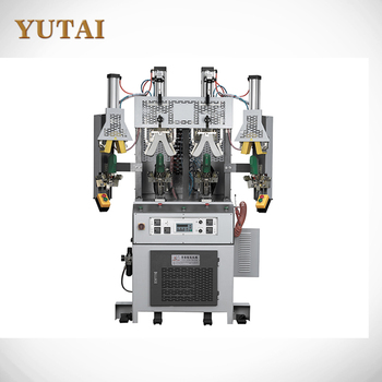 Air bag type two Cold two hot Shoe Molding Machine Line